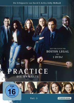 Practice - Die Anwälte / Vol. 3