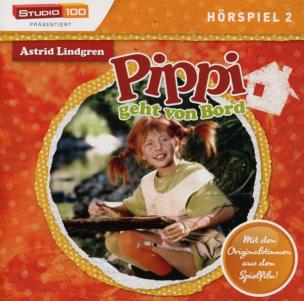 Pippi Geht Von Bord (Hörspiel)