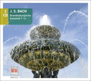J. S. Bach: Brandenburgische Konzerte 1-6