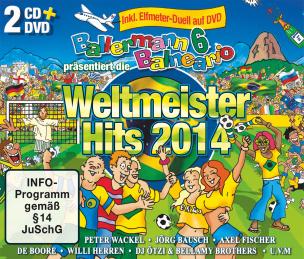 Ballermann 6 Balneario präs. Die Weltmeister Hits